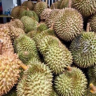 Durian - auch Stinkfrucht genannt